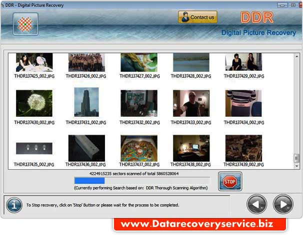 Digital Pictures Recovery Software 5.3.1.2 full